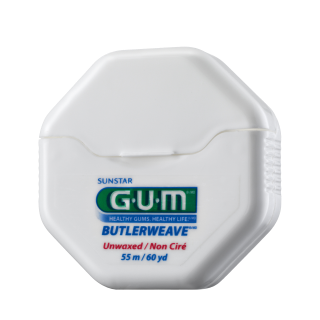 Sunstar GUM - Advanced Gum Care - GUM Butlerweave® Floss