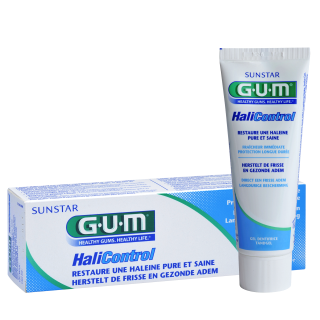 Sunstar GUM - Dentifrices - Gel Dentifrice GUM® Halicontrol™