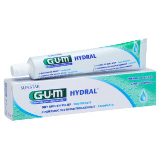 Sunstar GUM - GUM® HYDRAL® Toothpaste - Helps you to fight dry mouth