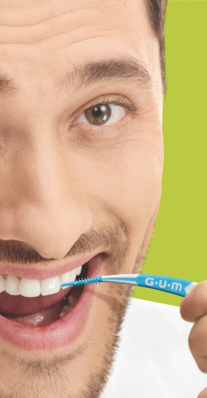 Sunstar GUM - Comment - Comment nettoyer entre ses dents ?