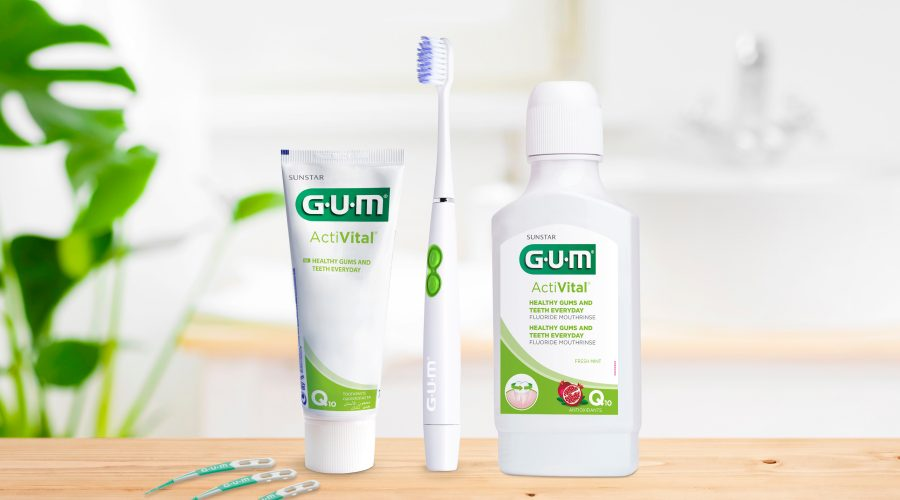 GUM Daily Care range