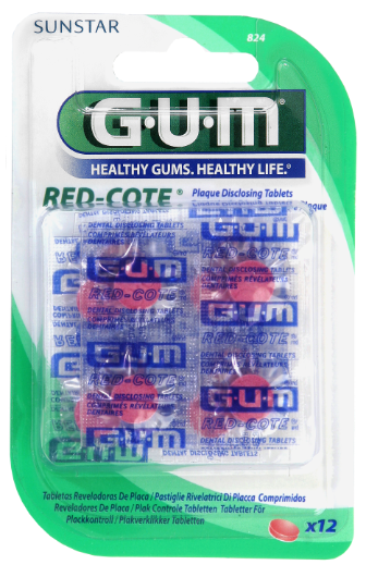 GUM RED-COTE Tablets